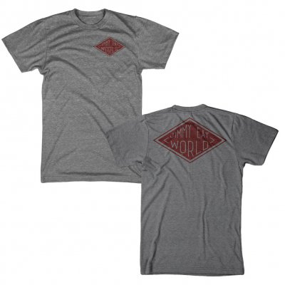 jimmy-eat-world - Diamond Tee (Grey)