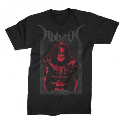 abbath - Outstrider Frame T-Shirt (Black)