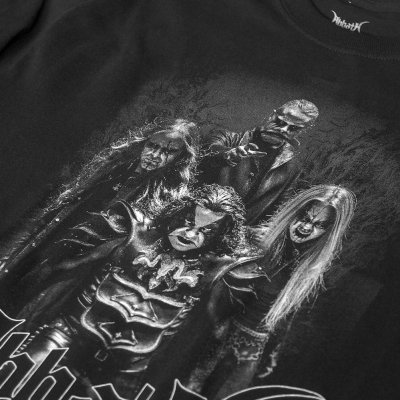 abbath - Outstrider Band Long Sleeve (Black)