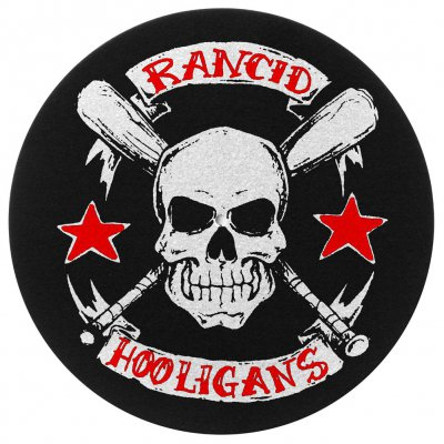 rancid - Hooligans Slipmat