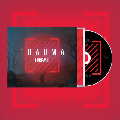 i-prevail - Trauma CD