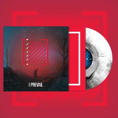 i-prevail - Trauma LP (Clear w/ Black & White)