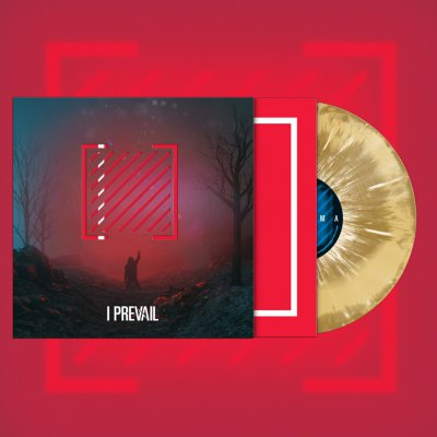 i-prevail - Trauma LP (Gold/Beer A/B w/ Bone Splatter)