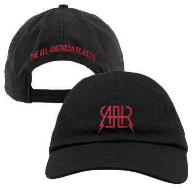 the-all-american-rejects - Logo Dad Hat (Black)