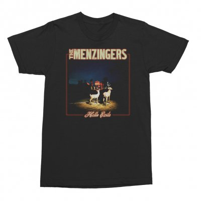 The Menzingers - Hello Exile Cover Tee (Black)