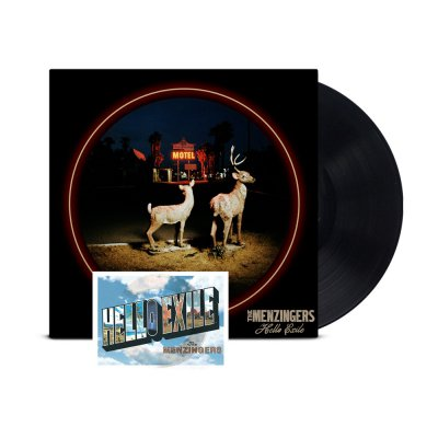 the-menzingers - Hello Exile LP (Black) + Flexi