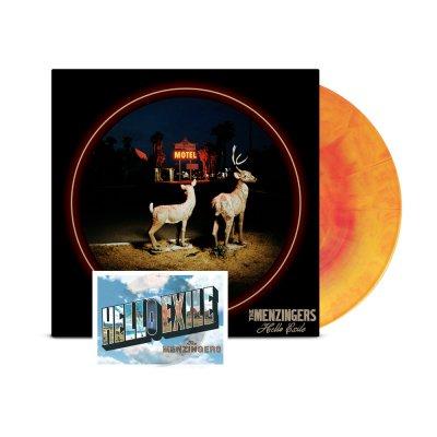 the-menzingers - Hello Exile LP (Sunburst) + Flexi