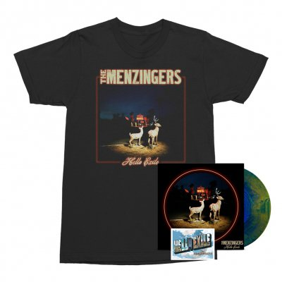The Menzingers - Hello Exile LP (Peacock) + Flexi + Cover Tee (Black) Bundle