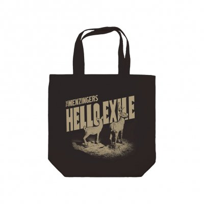 the-menzingers - Hello Exile Tote Bag (Black)