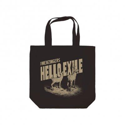 Hello Exile Tote Bag (Black)