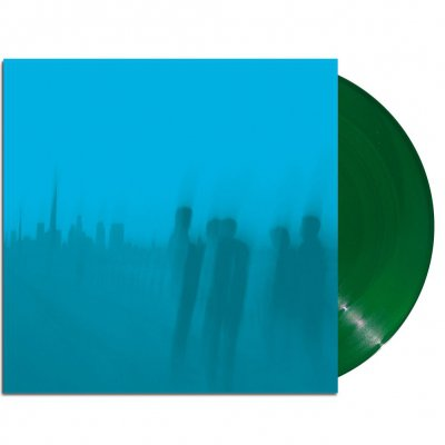 touche-amore - Is Survived By LP (Transparent Green)