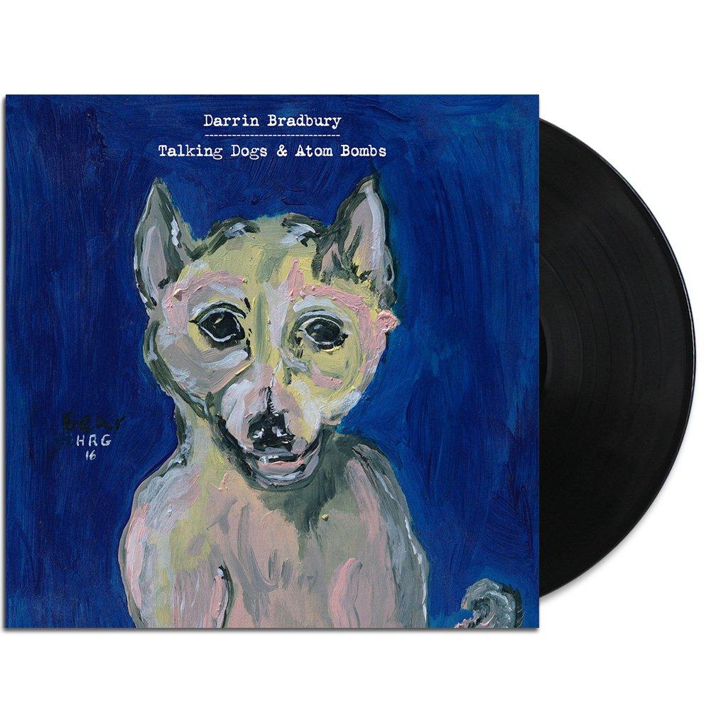 IMAGE | Talking Dogs & Atom Bombs LP (Black)