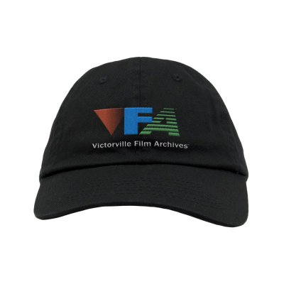 on-cinema-live - Victorville Film Archives Dad Hat (Black)