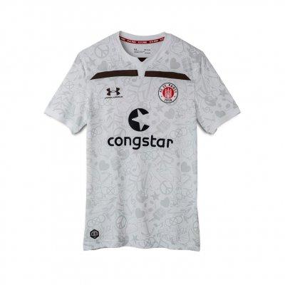 2019-2020 Away Jersey (White)