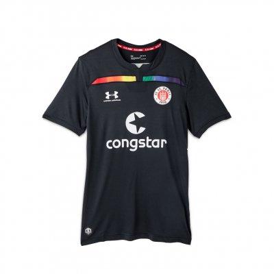 fc-st-pauli - 2019-2020 Third Jersey (Black)