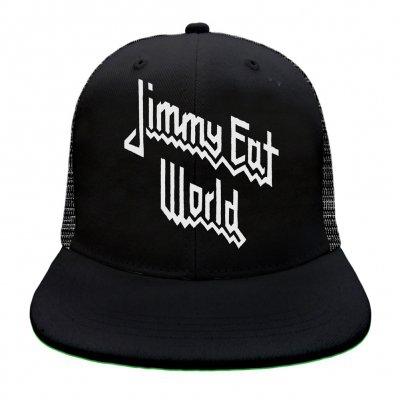 jimmy-eat-world - Priest Trucker Hat (Black)