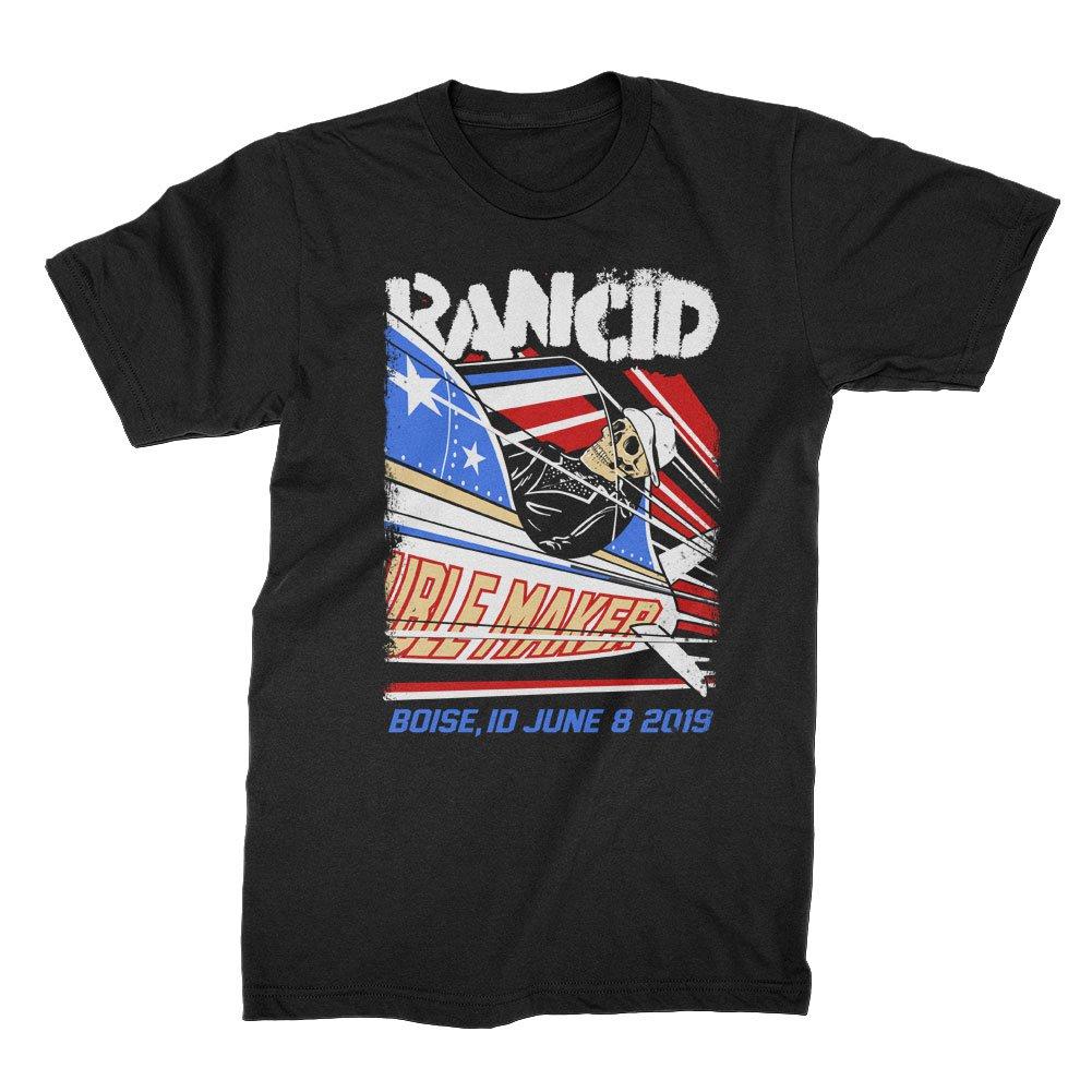Boise 2019 Tour T-Shirt (Black)