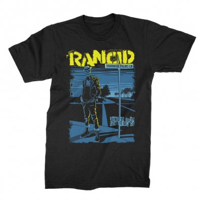 rancid - San Jose 2019 Tour T-Shirt (Black)