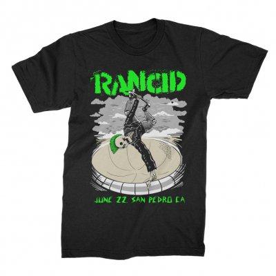San Pedro 2019 Tour T-Shirt (Black)