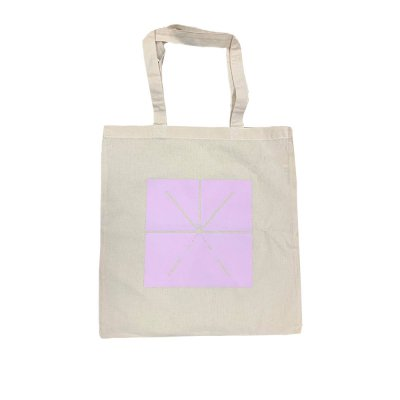 touche-amore - Pink Logo Tote