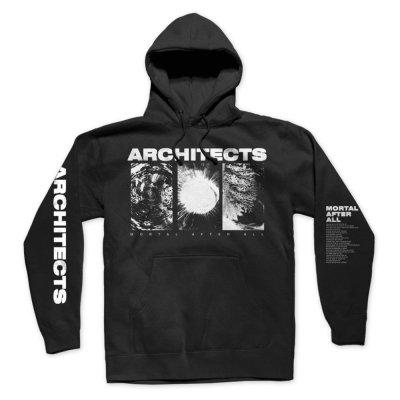 Mortal After All Pullover Sweatshirt (Black)