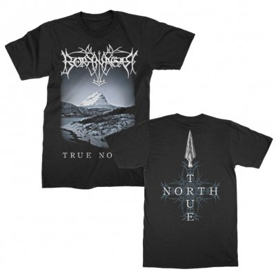 borknagar - True North T-Shirt (Black)