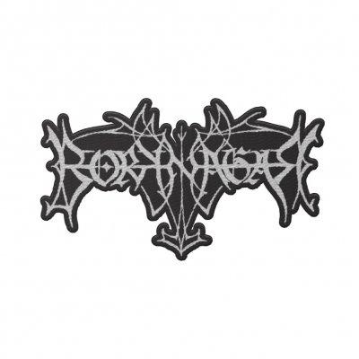 borknagar - Logo Die Cut Patch