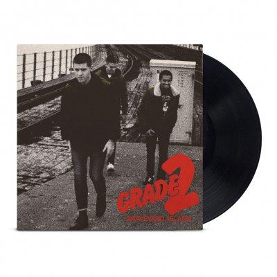Grade 2 - Graveyard Island LP (Black)