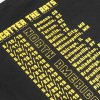 IMAGE | Scatter the Rats Photo Tour Tee (Black) - detail 3
