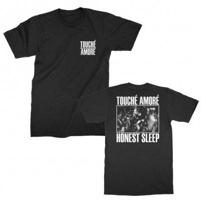 touche-amore - Honest Sleep Tee (Black)