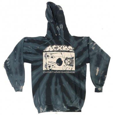 acxdc - Dystopia Hoodie (Tie-dye)