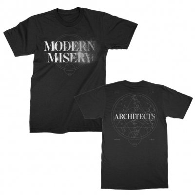 architects - Modern Misery T-Shirt (Black)