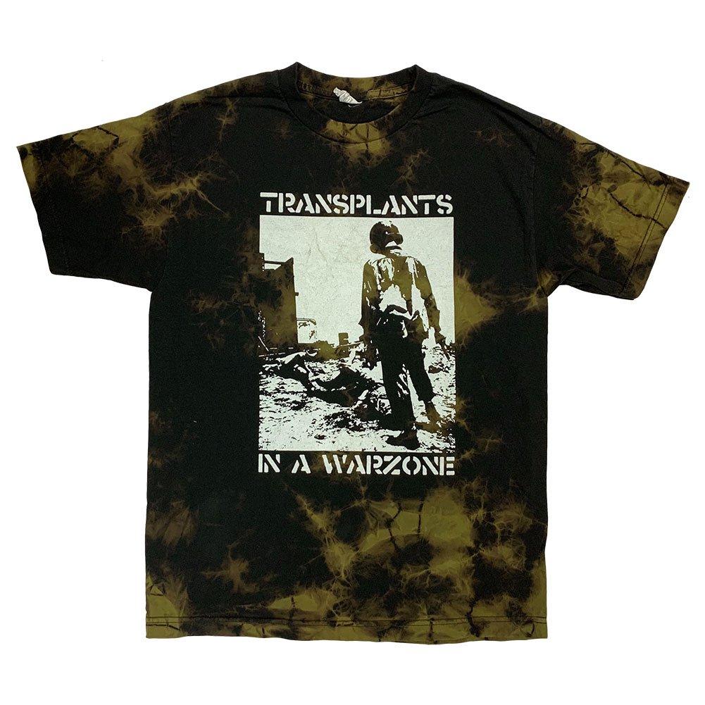 IMAGE   Soldier Tee (Bleach Dye)