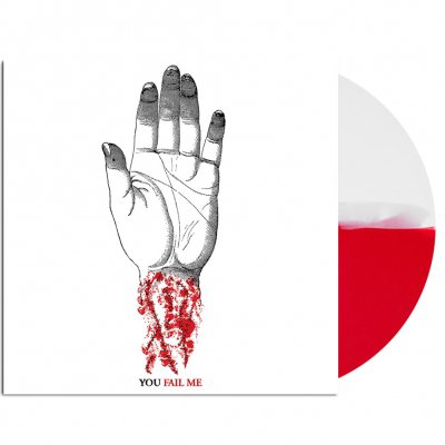 converge - You Fail Me (Redux) LP (Transparent Red/White)