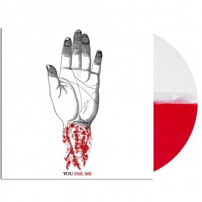 converge - You Fail Me (Redux) LP (Transparent Red/White)