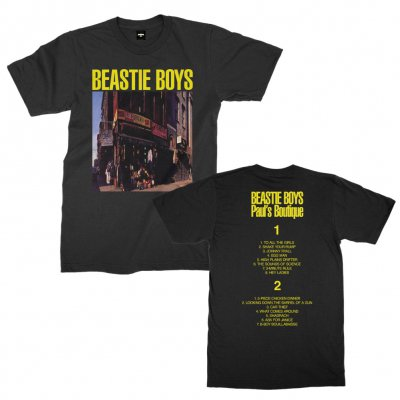beastie-boys - Paul's Boutique Tee (Black)