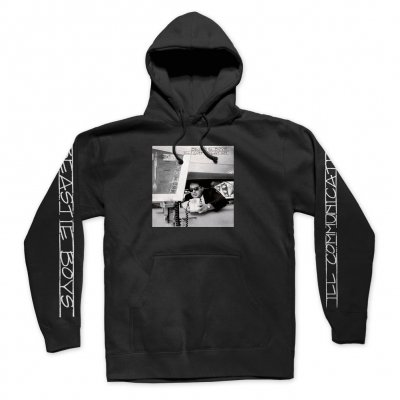 beastie-boys - Ill Communication Pullover Hoodie (Black)