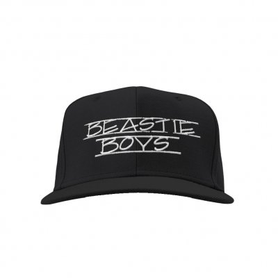 beastie-boys - Ill Communication Snapback Hat (Black)