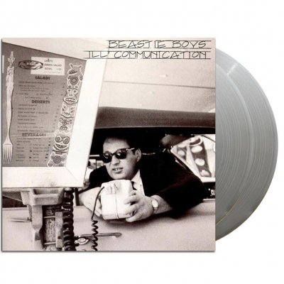 beastie-boys - Ill Communication 2xLP (180g Silver)