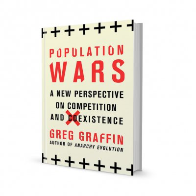 greg-graffin - Population Wars Book (Paperback)