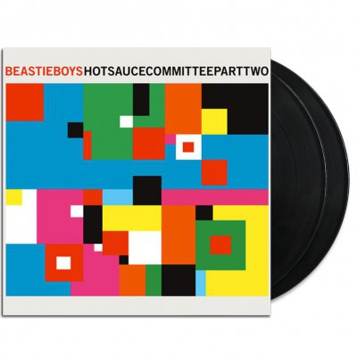 beastie-boys - Hot Sauce Committee Part Two 2xLP (Black)