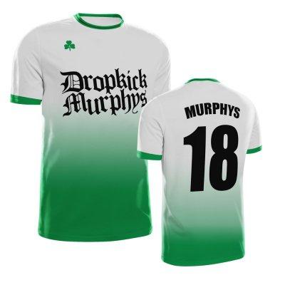 dropkick-murphys - 2018 Gradient Soccer Jersey