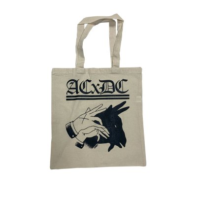 Shadow Hands Tote Bag
