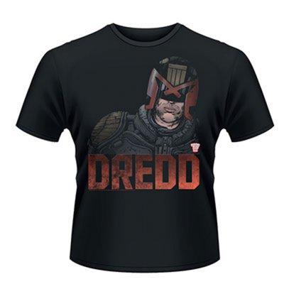 2000 AD - 2000 AD Dredd 3D Tee
