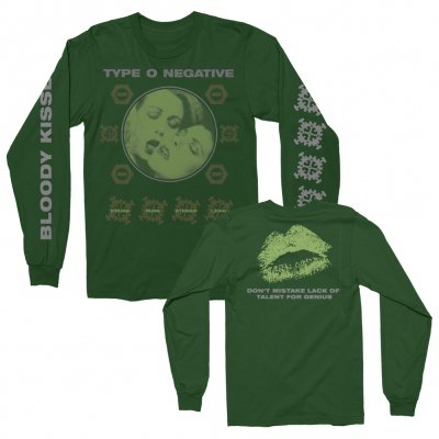 Type O Negative - Type O Negative Crude Gears Long Sleeve