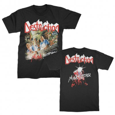 valhalla - Destruction Mad Butcher Tee