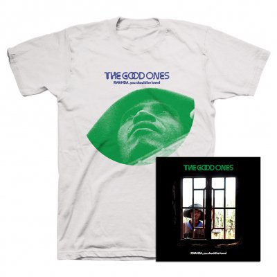 anti-records - Rwanda, You Should Be Loved CD + Tee (White) Bundle