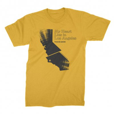touche-amore - Los Angeles Tee (Ginger)