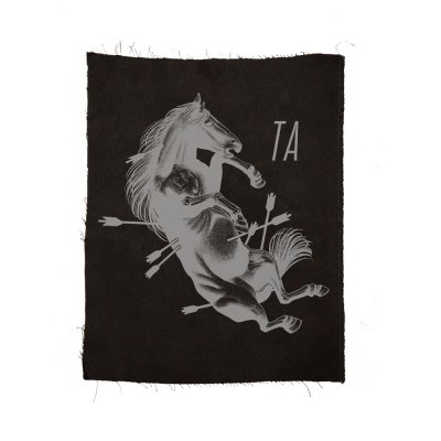 touche-amore - Dead Horse X Back Patch