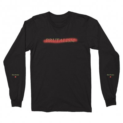 Brutalism Long Sleeve (Black)